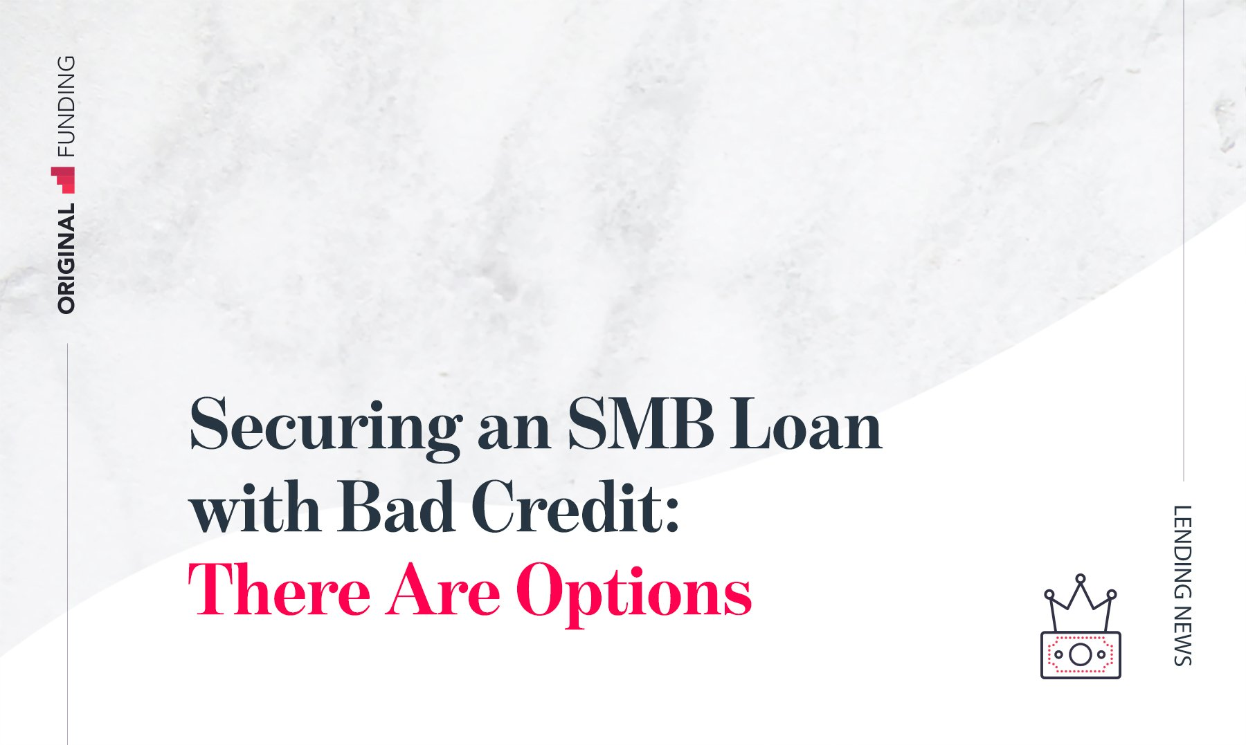 Loan With Bad Credit >> Securing An Smb Loan With Bad Credit There Are Options